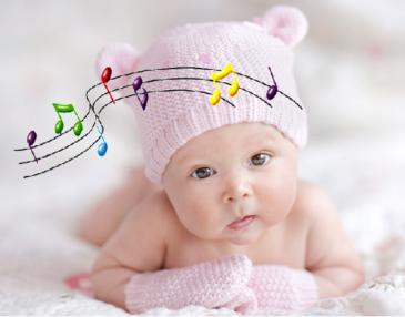 0歳からの音楽教室♪大人気コラボ講座です!