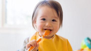 【食べるが楽しくなる離乳食講座】離乳食初期~中期の食事時間を楽しくするための講座です♪(オンライン)