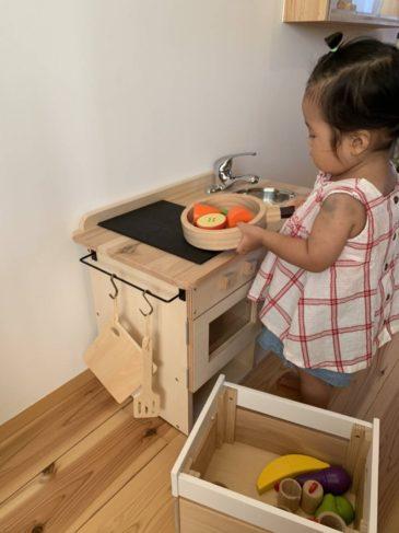 ままごとキッチン【K's Baby Cook】を作ろう♪